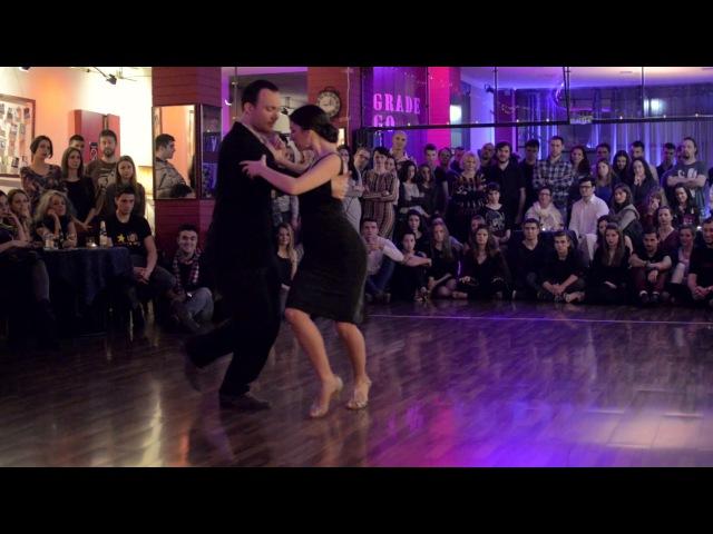 Belgrade Tango WeekendRelja Dereta Natasa Pavlovic - Gramophon Waltz (Eugen Doga) 13