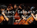 Black Sabbath Symphonic Medley Children Of The Grave Iron Man Paranoid and a surprise