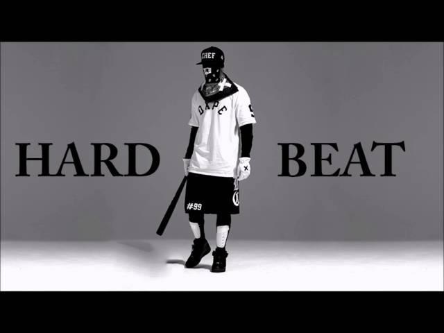 Instrumental Rap Lourd 2017 - Freestyle Rap Beat (Prod. by GoldenMelody)
