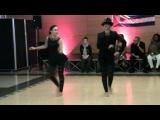 Salha &amp Johanna - Demo en duo - Fete du 12 octobre 2014 - Argenteuil