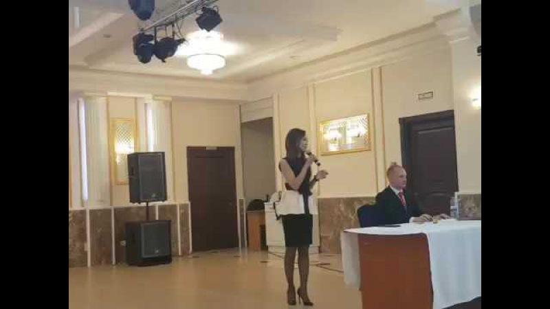 Bepic Караганда Об Elev8 рассказывает к.м.н, врач Мустафаева Аэлита