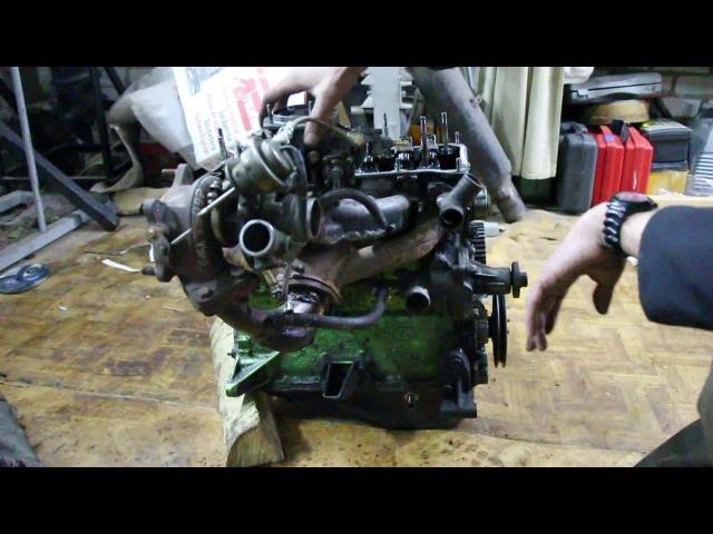 Турбо карбюратор на 2105 моторе