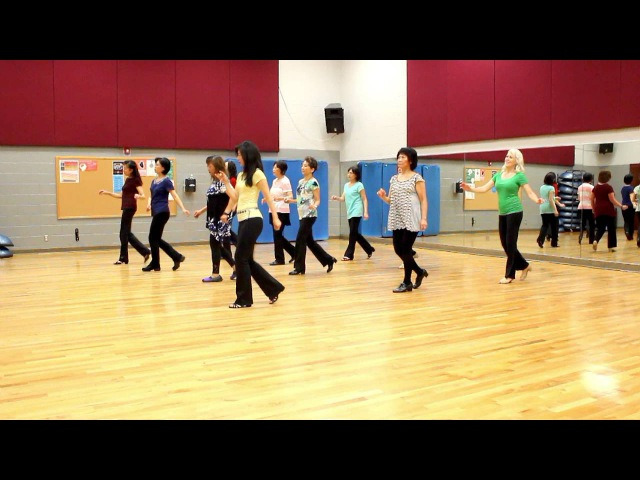 Gypsy Queen - Line Dance (Dance Teach in English 中文)