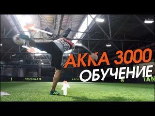 Панна обучение #26. AKKA 3000 Tutorial