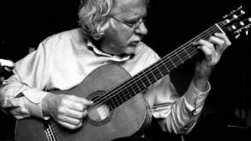 Short Tarrega-Llobet Recital - Gut-strung Classical Guitar - Rob MacKillop