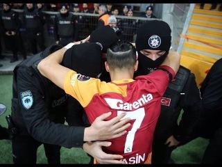 Dünyanın en güzel gol sevinci Yasin Öztekin ve Türk Polisi | 11/12/2016