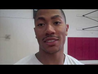 DimeTV - Derrick Rose, Tyreke Evans & O.J. Mayo workout with Rob McClanaghan