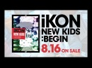 IKON BLING BLING JAPANESE VERSION