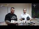 Боли между лопатками и в плече BlackRoll Фокус с растяжкой