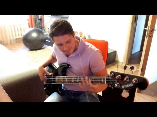 Jamiroquai – Time Won't Wait [Bass cover]