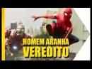Homem Aranha De Volta ao Lar O Veredito OmeleTV