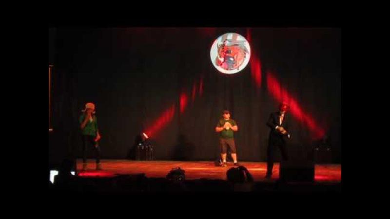 Akihabara 2016 Gravity falls cosplay Ukraine festival Акихабара фест косплей Гравити Фолз