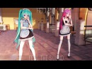 Mmd - [feel the sound]