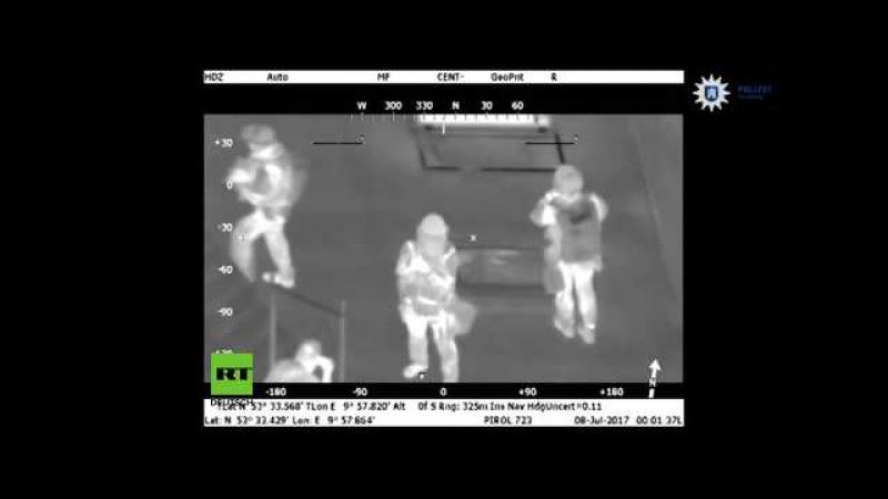 Polizei veröffentlicht Helikopter-Video Darum musste das SEK an der Schanze eingesetzt werden