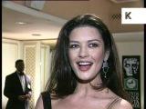 1990s Catherine Zeta-Jones Interview at Baftas