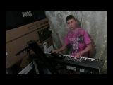 Не плачь Алиса Андрей Державин Style KORG PA3X HD