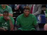 Sounds of Christmas: Boston Celtics vs New York Knicks | 12.25.16 #NBANews #NBA