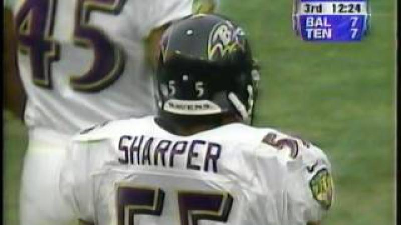 2000 AFC Playoffs Ravens at Titans 1-7-01 (Part 2 of 3)