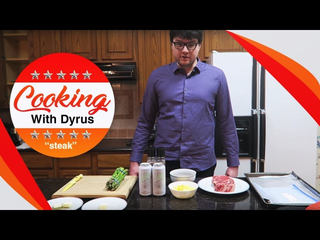 Chef Dyronini   5 STAR STEAK   DYRUS MAKES HIS BEST MEAL EVER