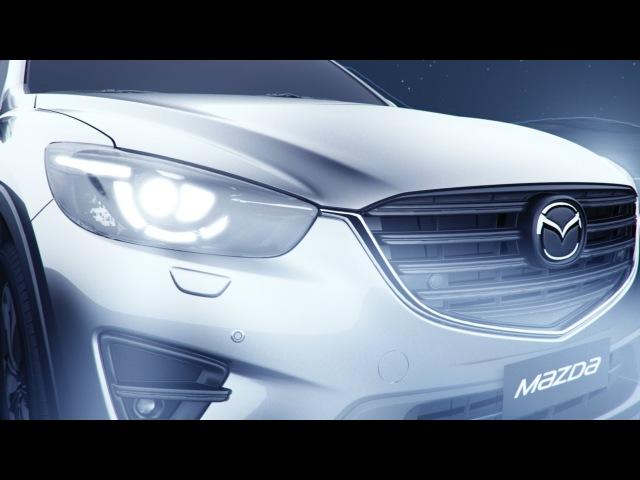 Mazda i-ACTIVSENSE Adaptive LED Headlamps (ALH)