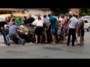 Последствия аварии в Оренбурге на б-ре Коростелевых. 25.08.2013 г.