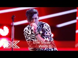 Ryan Lawrie gets funky with Wild Cherry cover! Live Shows Week 6 The X Factor UK 2016