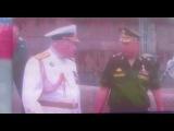 Верховный главнокомандующий- это Путин, а Шойгу - министр обороны. Конфуз с адмир...