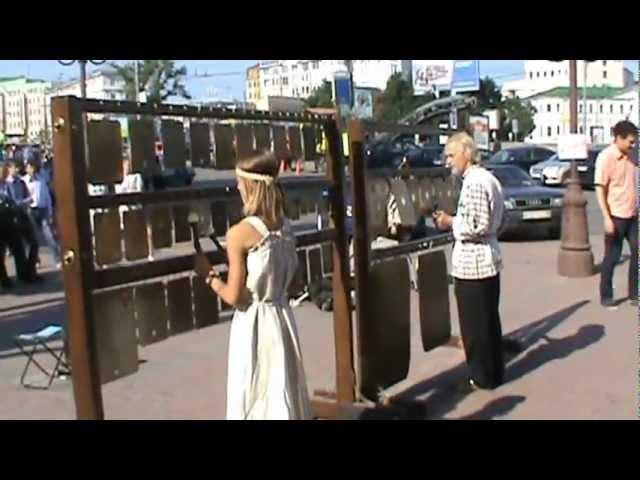 Плоские колокола (билы).Г.Харламов