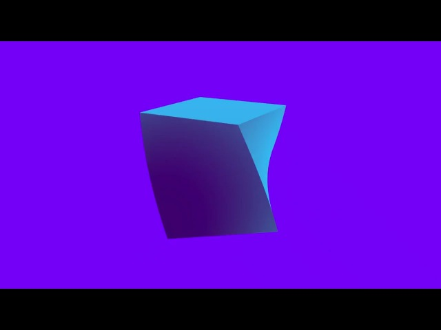Deformer - dynamic movement - twist - c4d tutorial