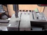 Как фрезеровать шлиц на резьбовых кольцах