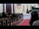 Элисо Вирсаладзе в Большом зале Санкт-Петербургской Филармонии 17.11.2016 г.
