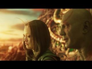 Дракс и Мантис (Стражи Галактики 2 2017)