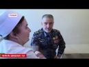 Сотрудники полиции Чечни проходят профилактический медосмотр