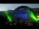 Лазерное-шоу в Северске 24.06.17