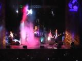 Ранетки самый первый концерт в Питере (весна 2008)