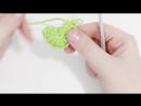 Кольцо амигуруми (волшебное, скользящее)