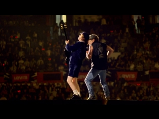 Ac_dc - rock n roll train (from live at river plate 2009)