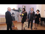 MVI_3088Борис Ткачёв .Выставка в Картинной Галерее 22 февраля 2017