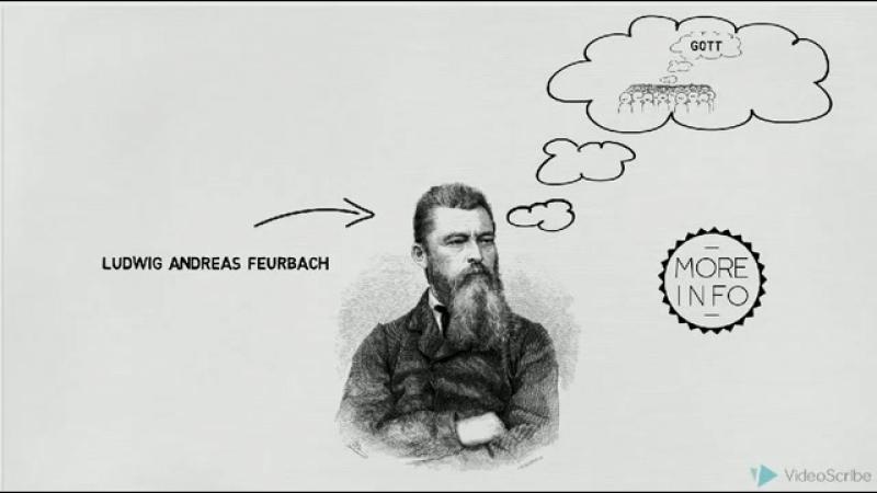 Religionskritik - Feuerbach - Marx - Freud - Dawkins