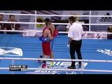 AIBA Hamburg 2017 Тамир Галанов (52кг) 1_4 final