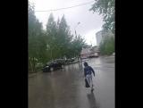 Песня про дождик🌧🤣🤸🤣#хорошеенастроение#погода#дожд... Погода в городах России 08.06.2017