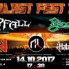 BLAST FEST 3 14 октября 2017