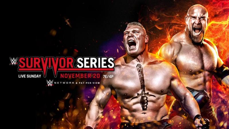 10. Survivor series 2016 / Серия выживших 2016 WWE