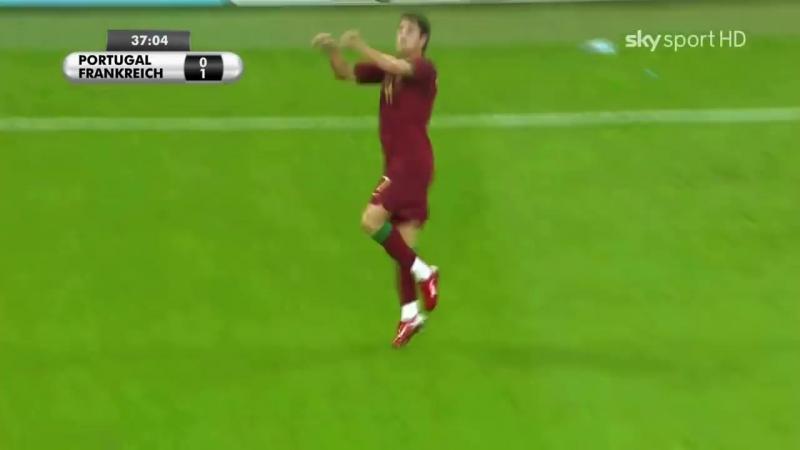 Cristiano Ronaldo Vs France Fifa World Cup 2006 HD 720p By zBorges