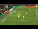 Видео гола Ибры в ворота Ливерпуля
