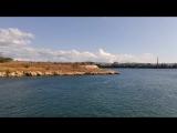 Пгнли домой... с Арт-бухты на Северную сторону Севастополя (в Любимовку)