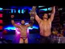ВЕЛИКИЙ КАЛИ СТАНОВИТСЯ ЧЕМПИОНОМ WWE