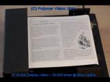 Гибкий дисплей от Polymer Vision - Техно