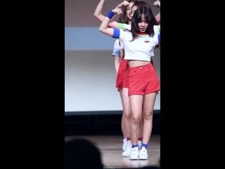 161029 강남 팬싸 아이오아이 너무너무너무 직캠 (유연정 Focus)