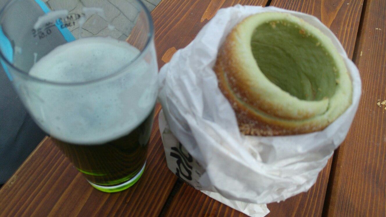 О жизни: Пасхальная ярмарка, зелёный четверг
